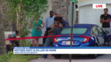 Mother of 3 shot in head by masked shooter