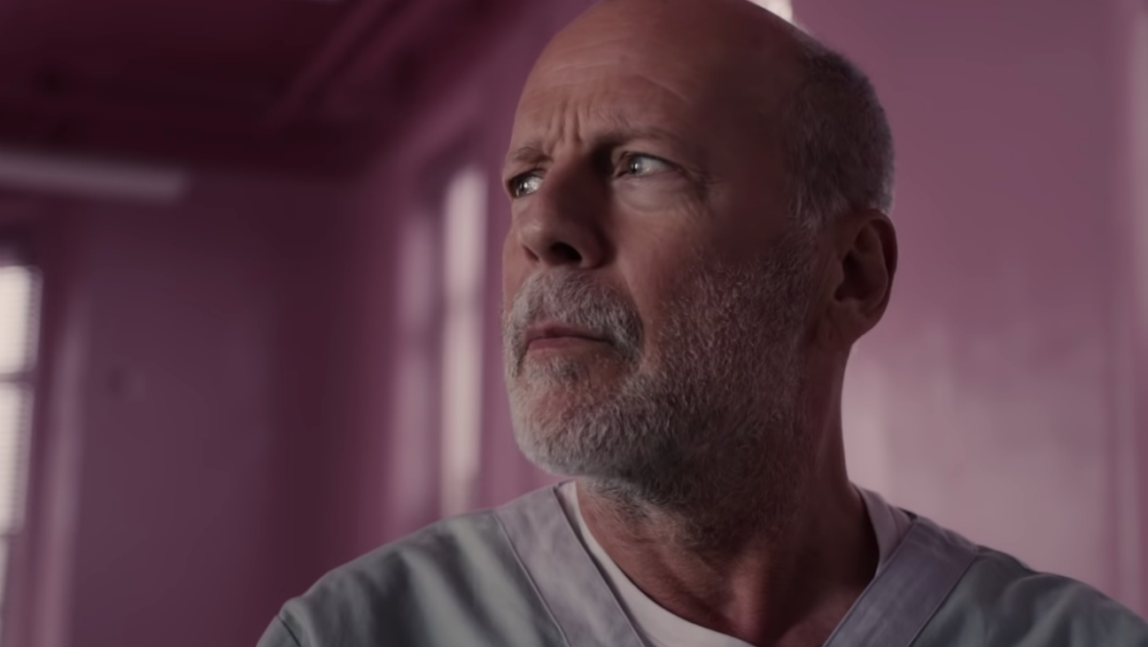 Bruce Willis in Glass (2019)