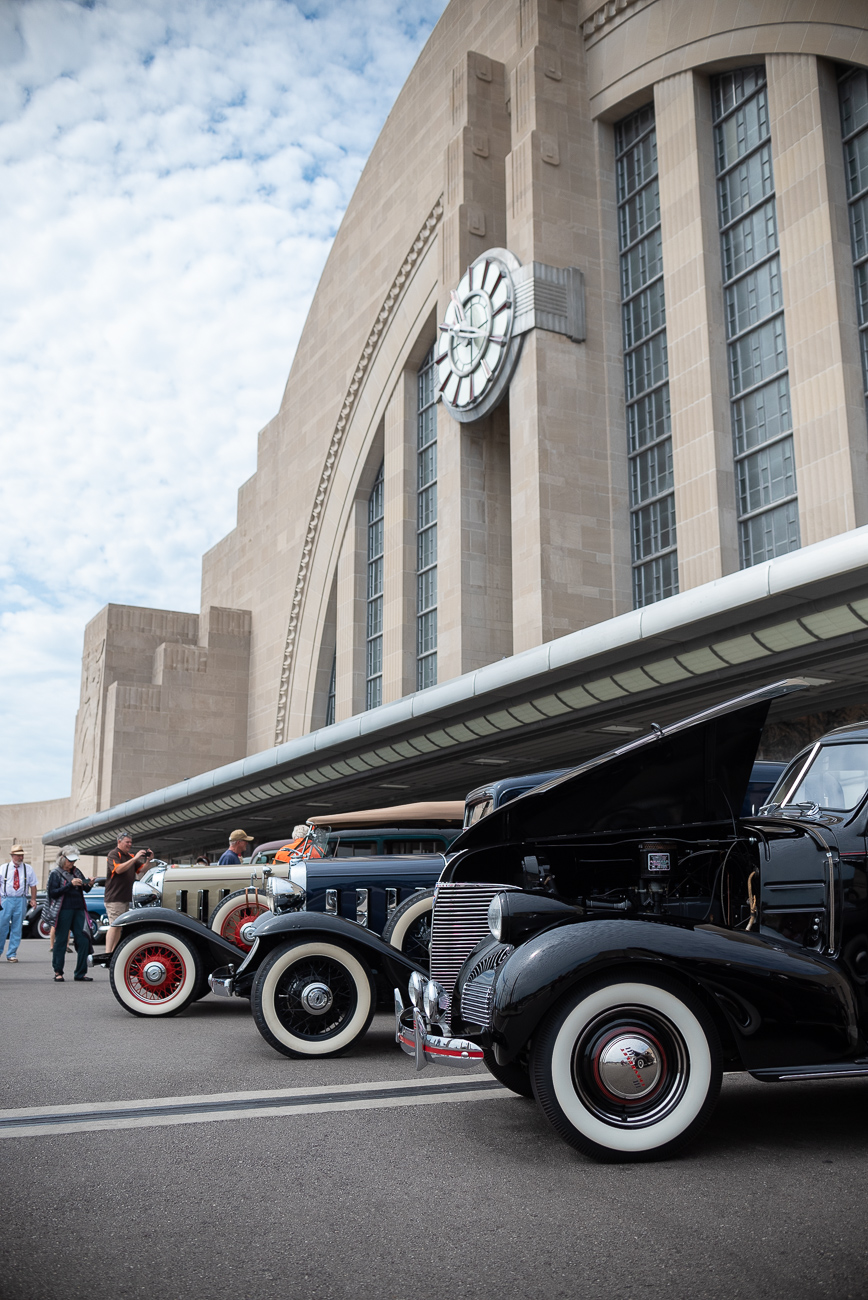 A scene from 1940s Day at Union Terminal / Image: Phil Armstrong