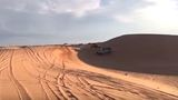 VIDEO: ATV violently crashes into Jeep at Red Sands