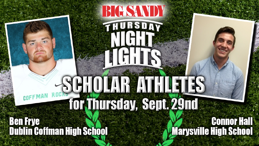 Big Sandy Scholar Athletes of the Week for September 29