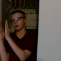 13-year-old talks about being home alone when intruder enters