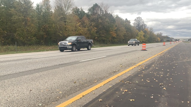 As of Oct. 6, a total of 770 people have died on Michigan roadways. (WWMT/ Trisha McCauley)