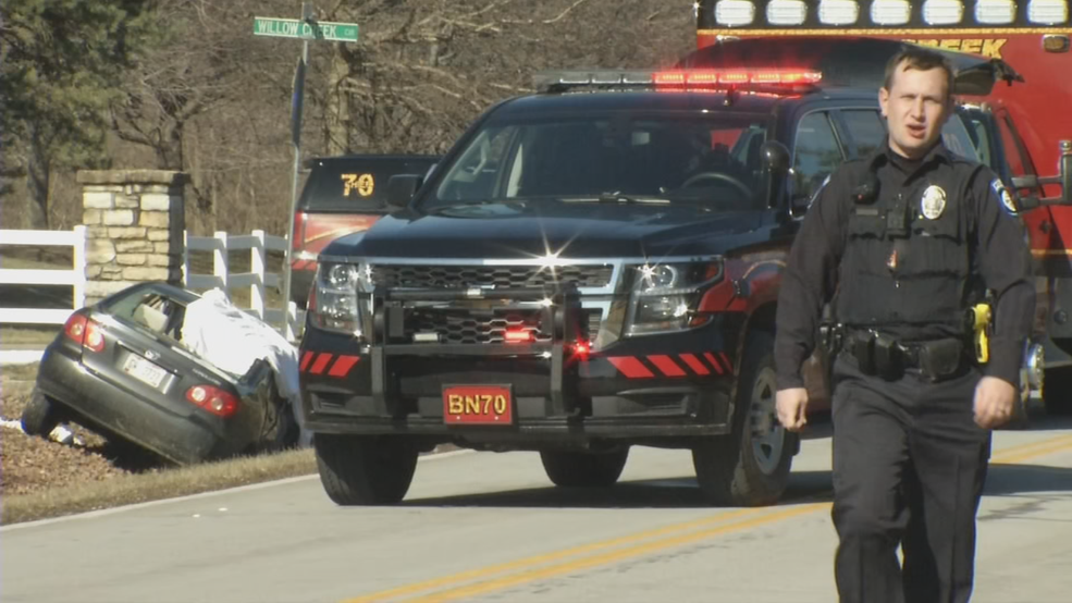 One woman, one child dead after a fatal single vehicle crash