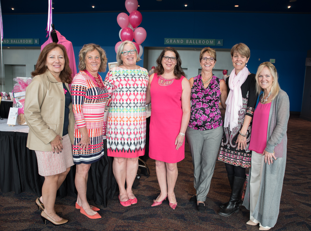 Pam Coyle-Toerner, Julie Turner, Carrie Short-Lippert, Cheryl Marty, Barb Scott, Barb Smucker, and Karen Lindner / Image: Sherry Lachelle Photography