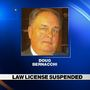 Granger attorney's law license suspended