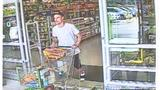 Sheriff's Office: Man stole groceries from Timberlake Walmart