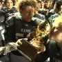 WEB EXTRA: Montwood celebrates 6A Bi-District Championship!!!