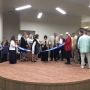 Ribbon cutting ceremony for Next Generation Learning Center