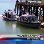 Officials remind boaters to be safe while drinking on the water this holiday weekend