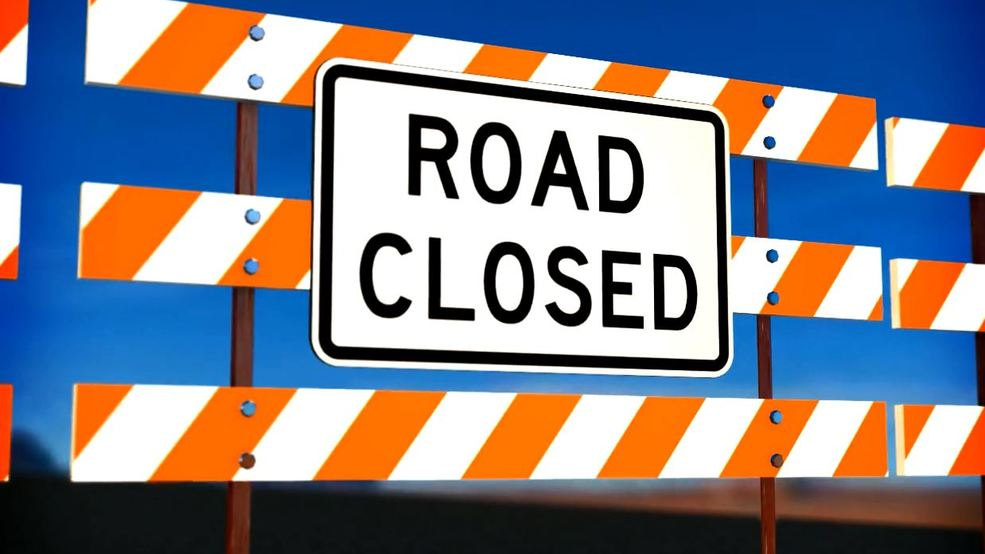 Image result for road closure