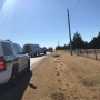Woman found dead alongside road in southwestern Oklahoma