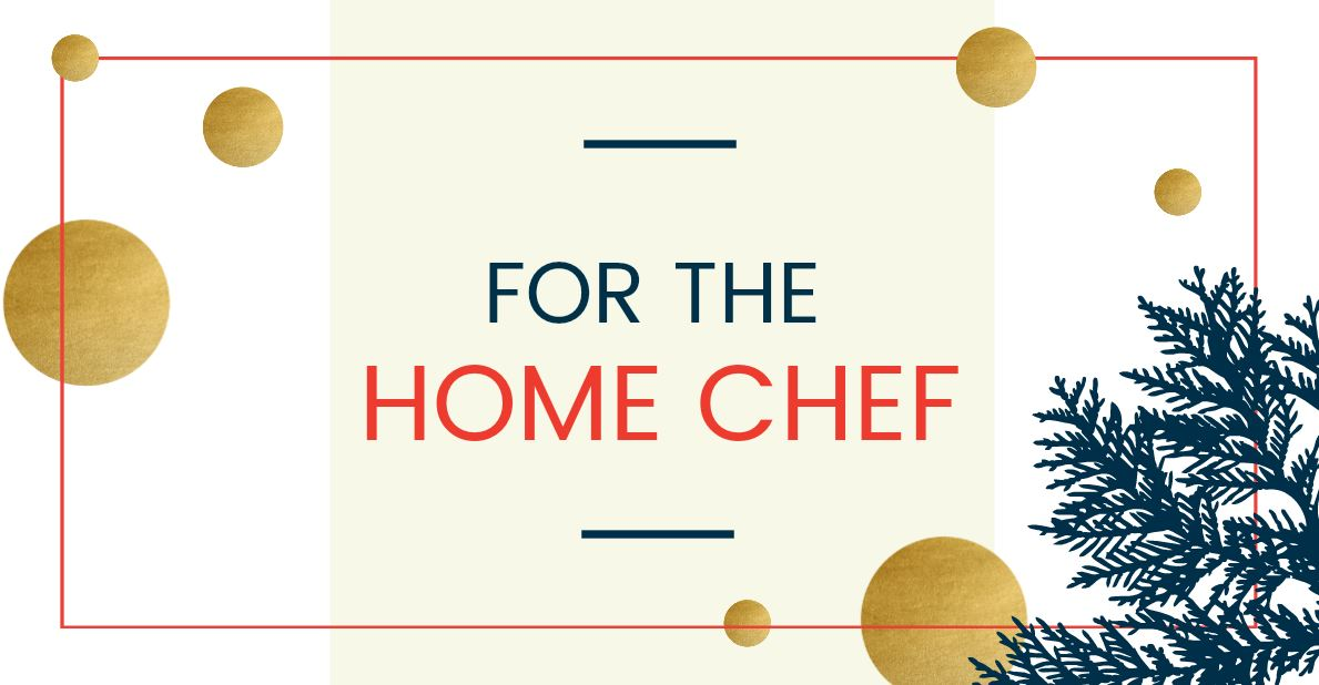 For the home chef (DC Refined)<p></p>