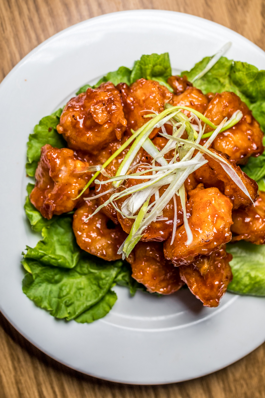 "RESTAURANT: China Gourmet / PICTURED: barbeque shrimp / ADDRESS: 3340 Erie Avenue (Hyde Park) / PHONE: 513-871-6612 / WEBSITE:{&nbsp;}<a  href=""https://www.thechinagourmet.com/"" target=""_blank"" title=""https://www.thechinagourmet.com/"">thechinagourmet.com</a>{&nbsp;}/ Image: Catherine Viox // Published: 11.2.20"