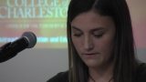College of Charleston rape survivors share stories with students