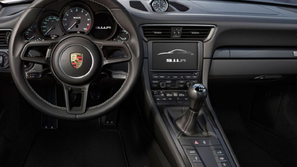 stick shift to reappear on next porsche 911 gt3 wluk