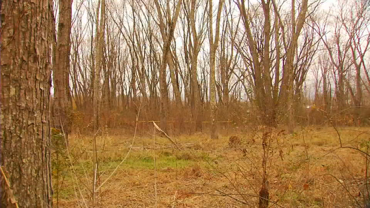 "Human remains <a href=""http://wlos.com/news/local/police-investigate-after-skeletal-remains-found-along-oklawaha-greenway"" target=""_blank"">found at an abandoned landfill site</a> in Hendersonville are being sent to the medical examiner's office for an autopsy. (Photo credit: WLOS Staff)"