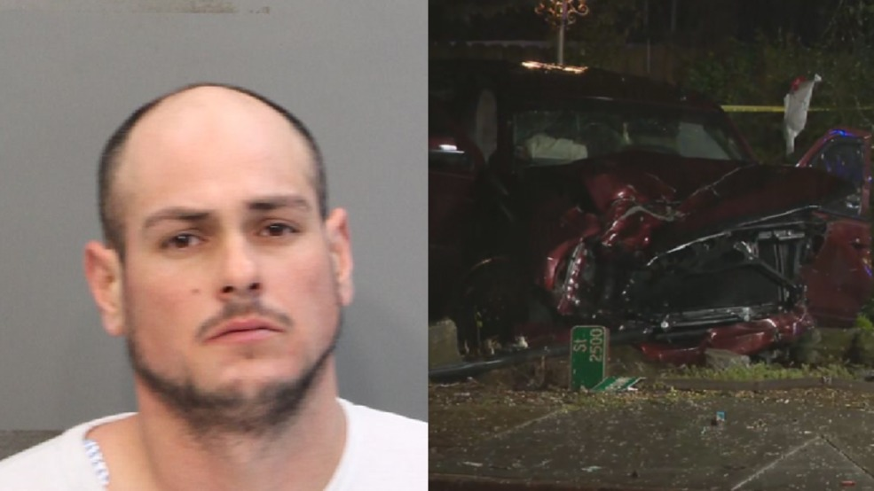 Update: Driver charged in deadly wreck on Glenwood Drive Thursday
