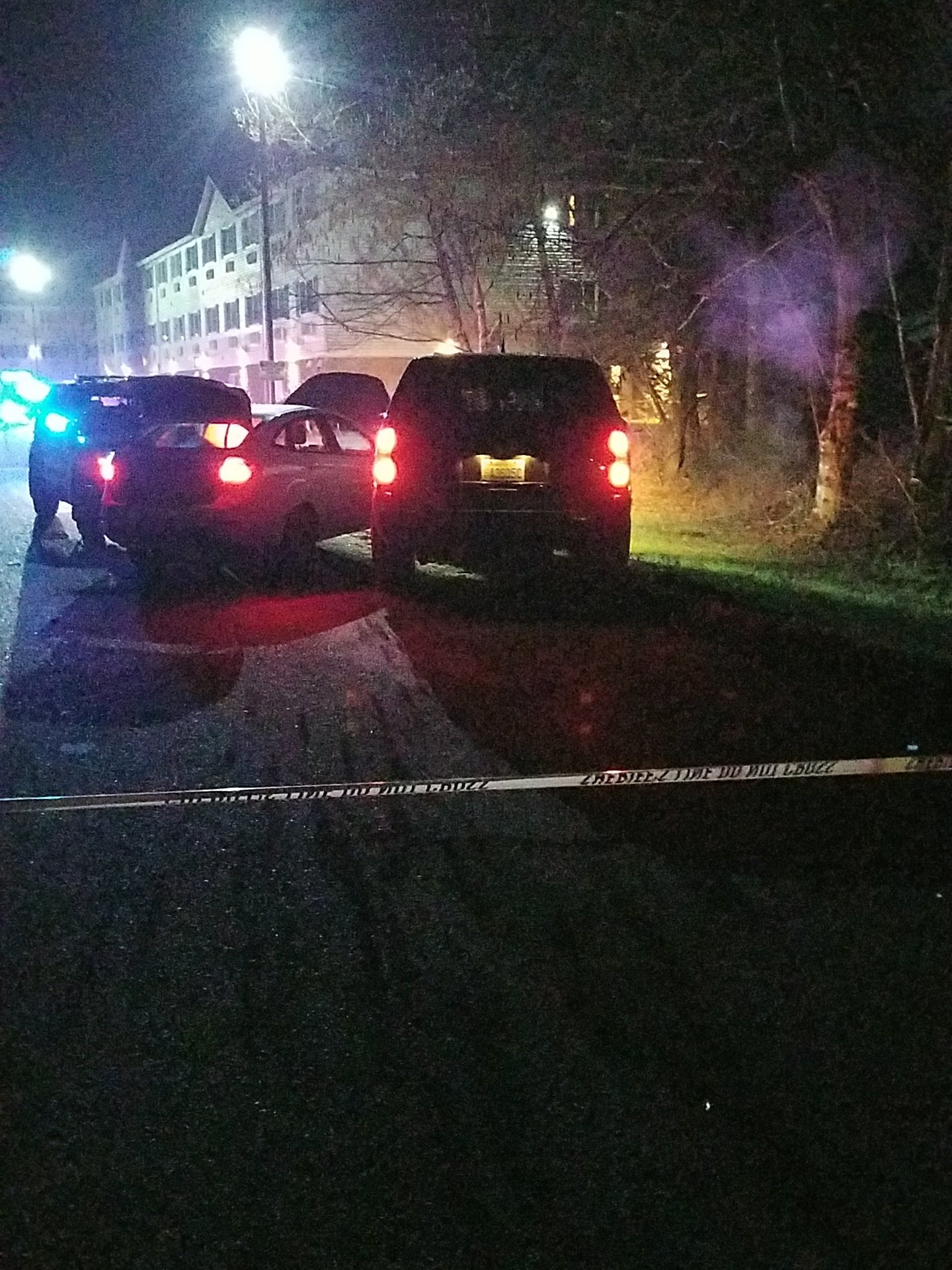 Police investigate a deputy-involved shooting in Tumwater (Photo: Thurston County Sheriff's Office)