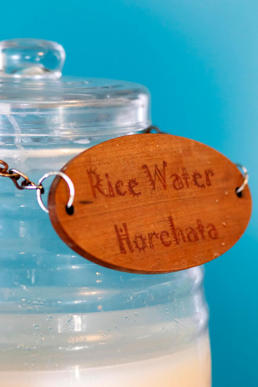 Rice Water Horchata / Image: Allison McAdams{ }// Published: 8.20.19