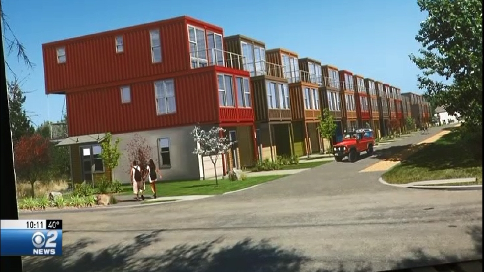 Shipping Container Home Subdivision Planned For Garden City Later This Year