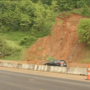 After mudslide, right lane of I-40 West near Old Fort Mountain remains closed