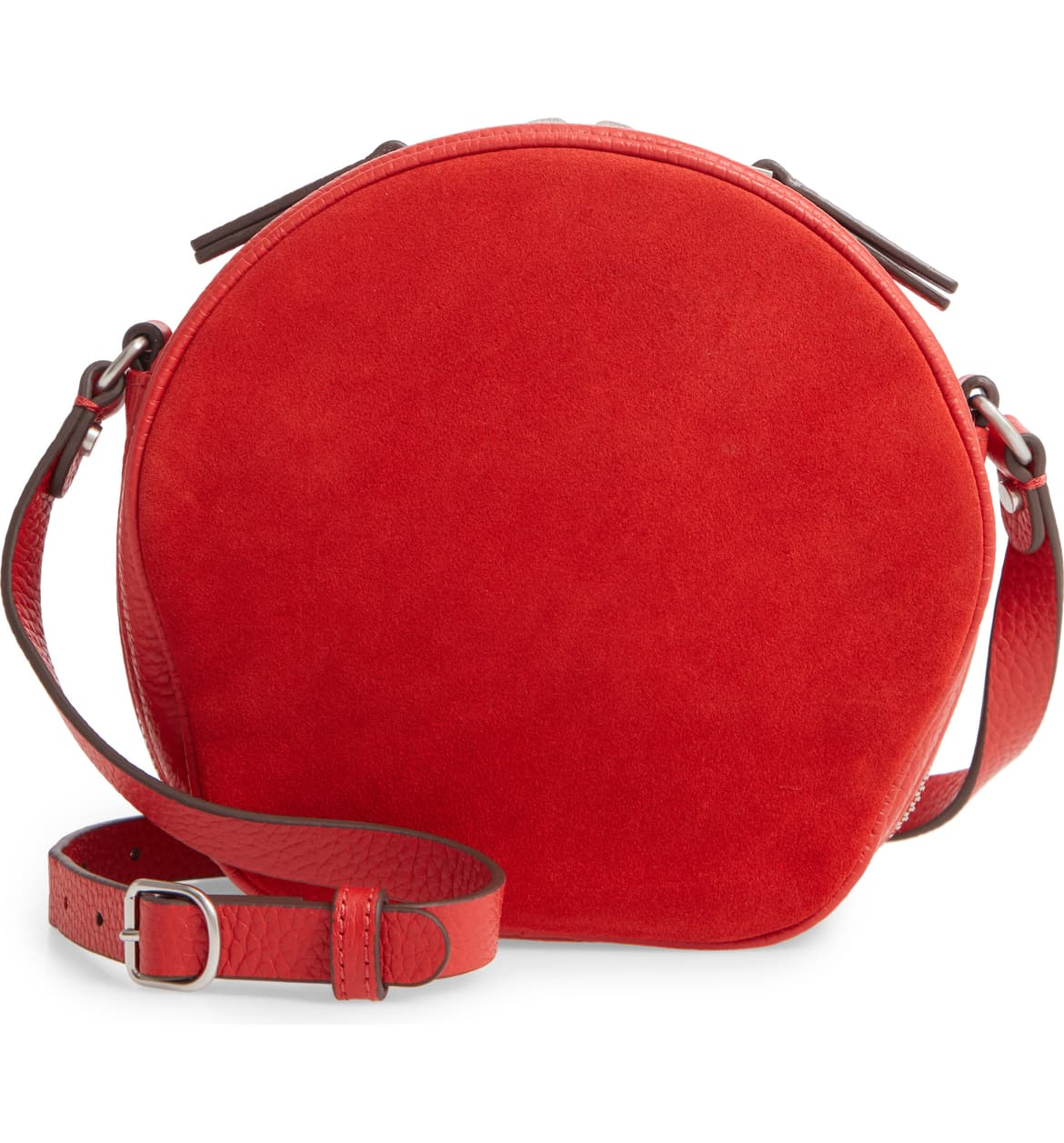 "<p>This cleanly styled round crossbody is shaped from grainy leather and features convenient pockets to keep you organized. $129.{&nbsp;}<a  href=""https://shop.nordstrom.com/s/treasure-bond-shelby-round-leather-crossbody-bag/5262348/full?origin=keywordsearch-personalizedsort&breadcrumb=Home%2FAll%20Results&color=red%20bloom"" target=""_blank"" title=""https://shop.nordstrom.com/s/treasure-bond-shelby-round-leather-crossbody-bag/5262348/full?origin=keywordsearch-personalizedsort&breadcrumb=Home%2FAll%20Results&color=red%20bloom"">Shop it{&nbsp;}</a>(Image: Nordstrom){&nbsp;}</p>"