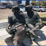 $65,000 missing bronze statue found in Corpus Christi Bay