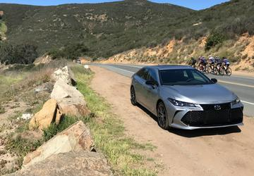 PHOTO GALLERY: 2019 Toyota Avalon