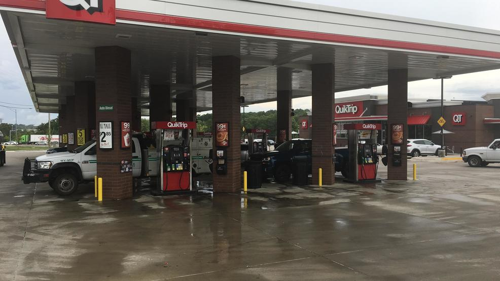 Labor Day gas prices hit four year high | KRCG