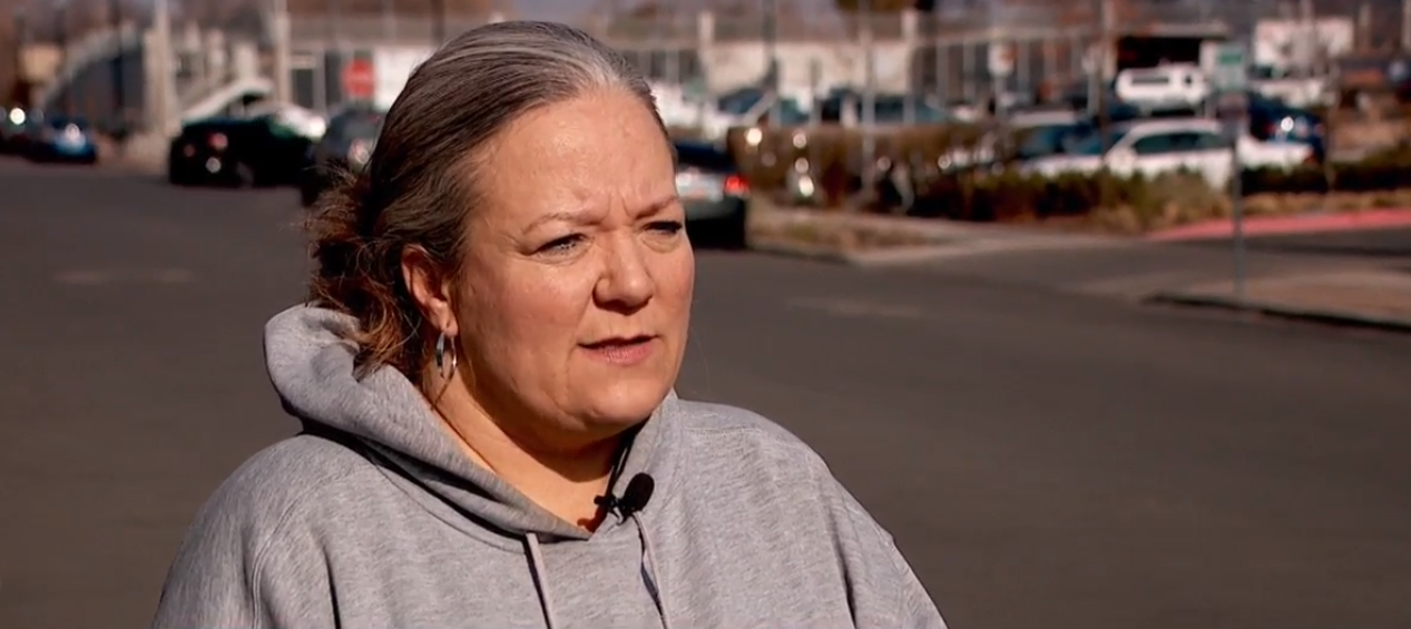 Ginni Pence of Provo is among those confused by No-Kill Utah's messaging. (Photo: KUTV)