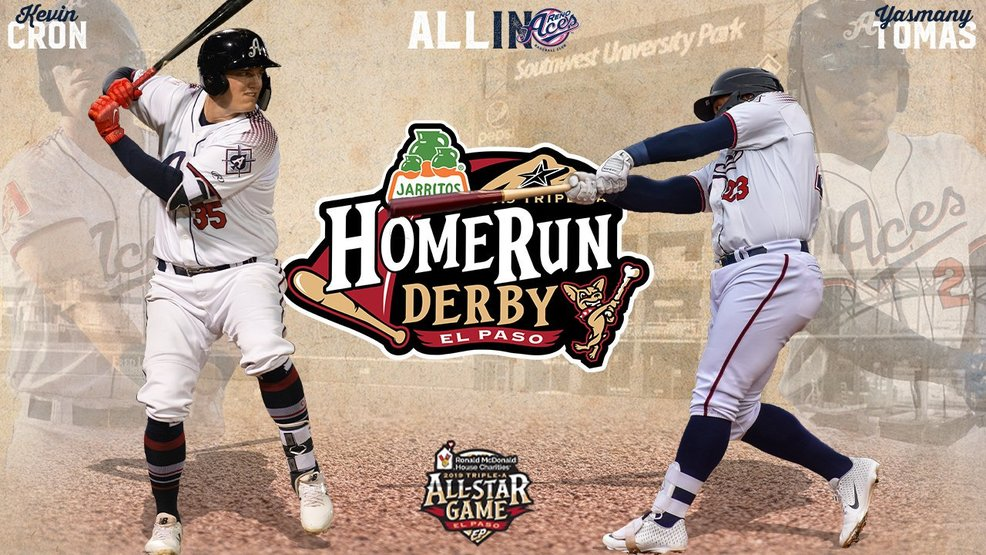 Cron Tomas To Represent Reno Aces At 2019 Triple A Home