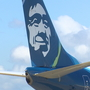 Naked man tackled on Alaska Airlines flight from Seattle to Anchorage