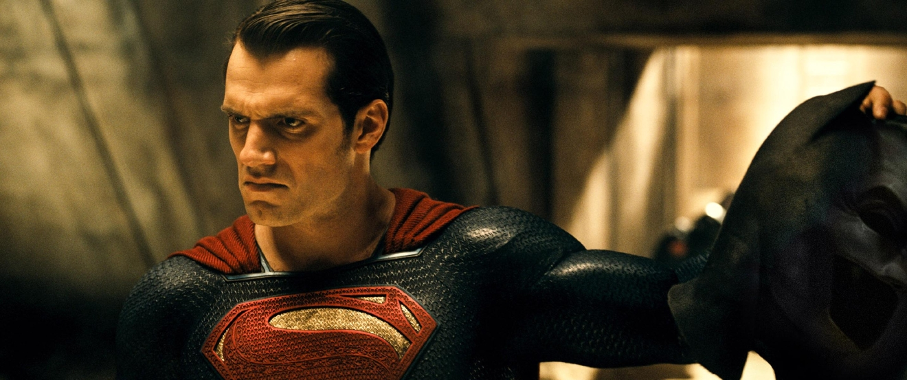 "Caption: HENRY CAVILL as Superman in Warner Bros. Pictures' action adventure ""BATMAN v SUPERMAN: DAWN OF JUSTICE,"" a Warner Bros. Pictures release.  Copyright: © 2016 WARNER BROS. ENTERTAINMENT INC., RATPAC-DUNE ENTERTAINMENT LLC AND RATPAC ENTERTAINMENT, LLC  Photo Credit: Courtesy of Warner Bros. Pictures/ TM & © DC Comics"