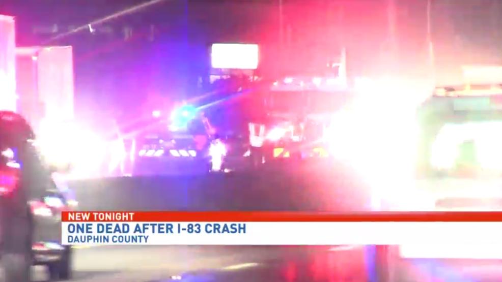 Lanes reopen after fatal crash on I-83 NB, South Bridge | WHP