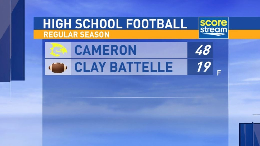10.14.16 Highlights: Cameron at Clay-Battelle