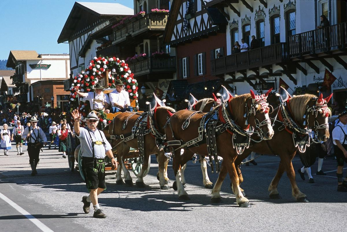 There's much more to Leavenworth than Christmas lights and snowflakes.  With 700 miles of hiking, biking and horseback trails, white water rafting, fishing and climbing, your days will be packed with adventure.  The culture and cuisine of Bavaria are just a short drive away from Seattle. Plan your trip to Leavenworth here.