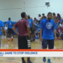 'Stop the Violence' basketball tournament aims to quell bloodshed