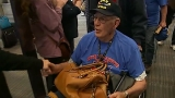 Oregon veterans on Honor Flight to D.C. get a hero's welcome: 'I never expected that'