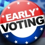 Early voting information for Central Texas