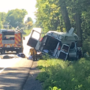 Patient dies after ambulance crashes into tree in Schenectady County