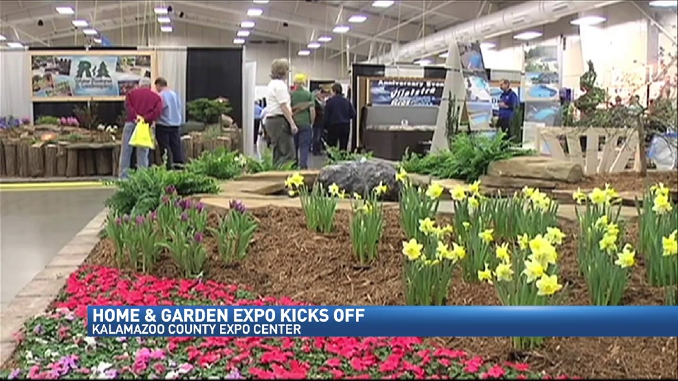 Kalamazoo Co Home And Garden Expo Opens Thursday Wwmt