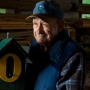 Oregon woodcrafter, targeted by thieves, continues his work