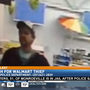 Daphne Police search for Walmart thief
