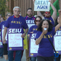 First Hospital Wyoming Valley workers go on strike