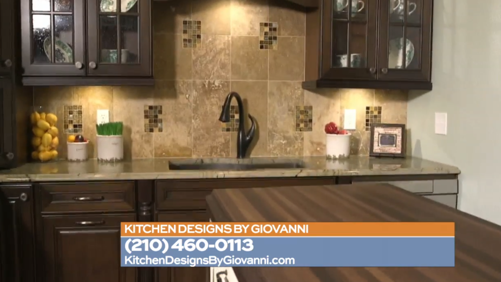 Ordinaire Redesign Your Home With Giovanni | WOAI