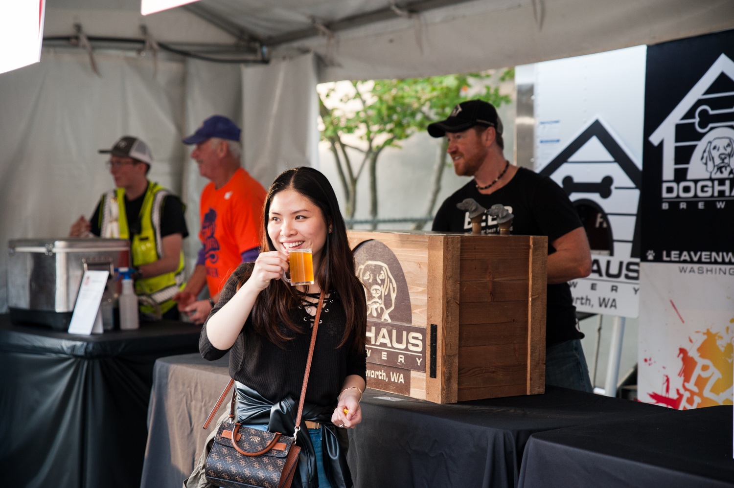 It's officially Oktoberfest season! Fremont Oktoberfest is Seattle's largest beer festival with over 100 craft beers and ciders with a slew of German favorites. It will run all weekend long, September 21-22. Prost! (Image: Elizabeth Crook / Seattle Refined).