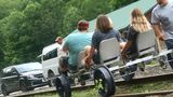 Clay County Business and Development Authority promotes tourism with new rail bikes
