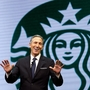 Starbucks' Schultz announces he's leaving company after 37 years
