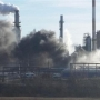 Crews respond to fire at Toledo Refining Company